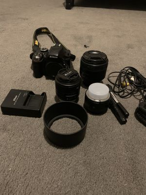 Nikon D3300 for Sale in Dallas, TX