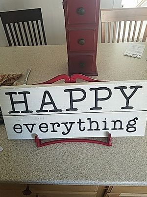 Happy everything sign for Sale in Sandy, UT