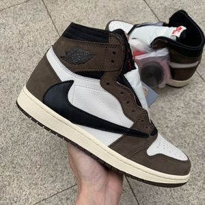 """AIR JORDAN 1 RETRO HIGH """"TRAVIS SCOTT"""" 100% AUTHENTIC! SERIOUS BUYERS ONLY! for Sale in Riverside, CA"""
