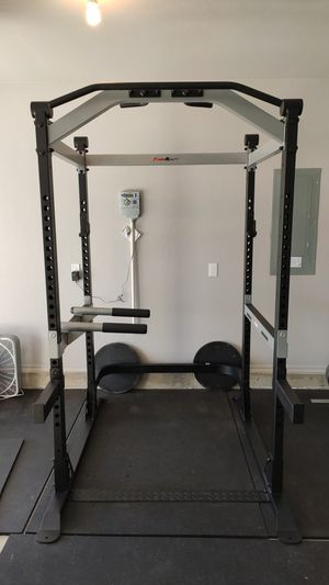 Weight cage for Sale in Mustang, OK