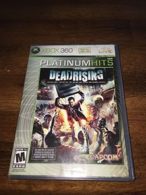 Dead rising Xbox 360 for Sale in Waterbury, CT