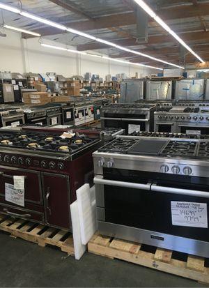 Ranges. Dishwashers Refrigerators Hoods Microhoods for Sale in Los Angeles, CA