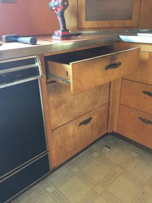 Vintage corner cabinet for Sale in Cheektowaga, NY