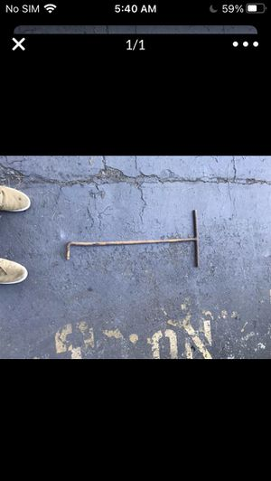 Manhole hook for Sale in Bothell, WA