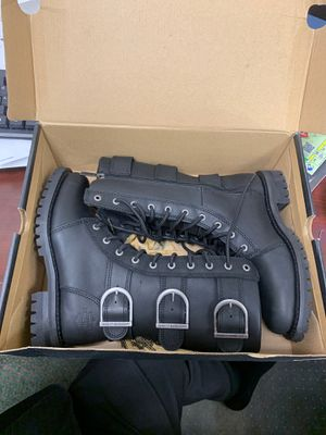 Harley Davidson women's leather boots for Sale in Miami, FL