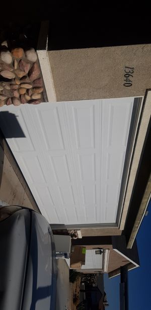 Garage door installation or repair. Marceme para mas informaccion 562***204***5884 for Sale in San Bernardino, CA