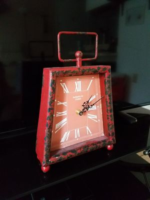 Antique style French clock for Sale in Orlando, FL