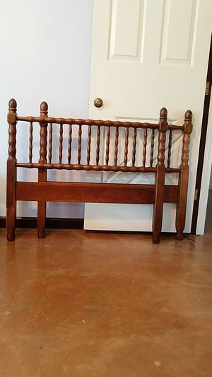 Bed. Twin. Solid wood for Sale in Apex, NC