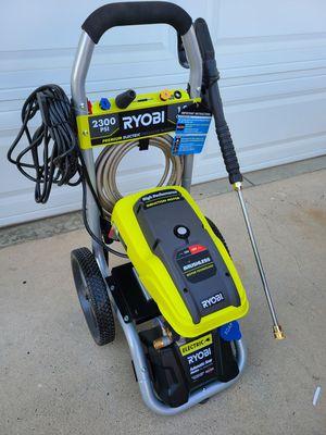 RYOBI 2,300 PSI 1.2 GPM High Performance Electric Pressure Washer for Sale in Murrieta, CA