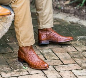 Tecovas Men's Leather Boots for Sale in Alexandria, VA