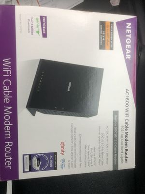 Asus router for Sale in Houston, TX