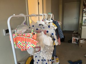 Toddler baby girl clothes for Sale in Washington, DC