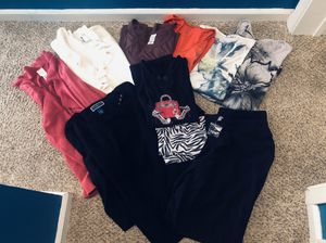 Women's Plus Size Clothing Bundle Lot 10 for Sale in Pacifica, CA
