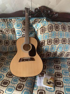 First Act Adam Levine Designer Series al363 Guitar with Case for Sale in Las Vegas, NV