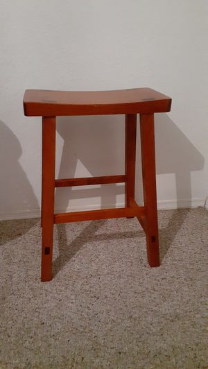 Wooden Stool for Sale in Orlando, FL