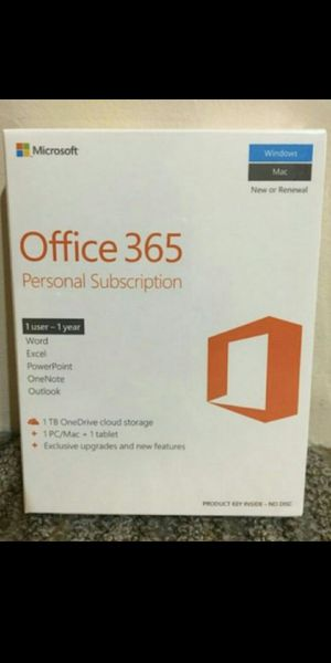 Physical Microsoft Office 2019/2020 Copy! for Sale in Jurupa Valley, CA