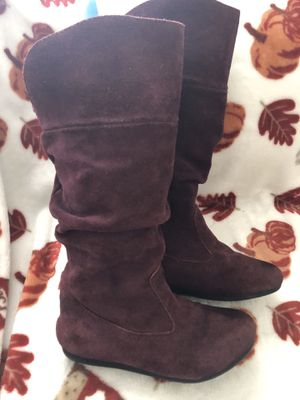 Girls purple boots for Sale in McAllen, TX