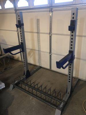 Squat rack / half rack for Sale in Oregon, OH