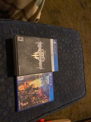 Kingdom of hearts ps4 for Sale in Los Angeles, CA
