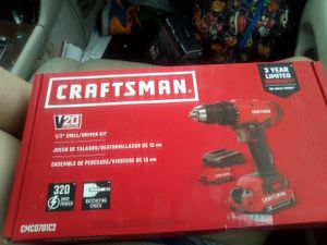 New craftsman 20v max brushless for Sale in Henderson, KY