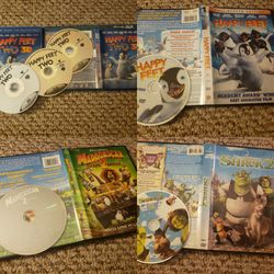 Kids DVD Lot for Sale in Marceline,  MO