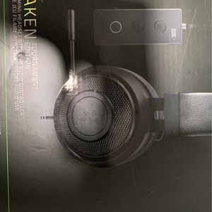 Razed Kraken Headset for Sale in West Springfield, MA