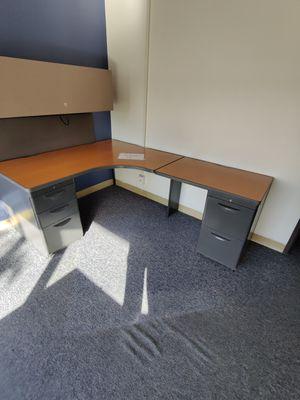 Office furniture metal for Sale in Brea, CA