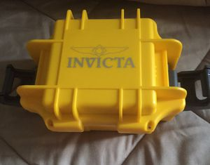 $10.00 new invicta watch case for Sale in Hialeah, FL