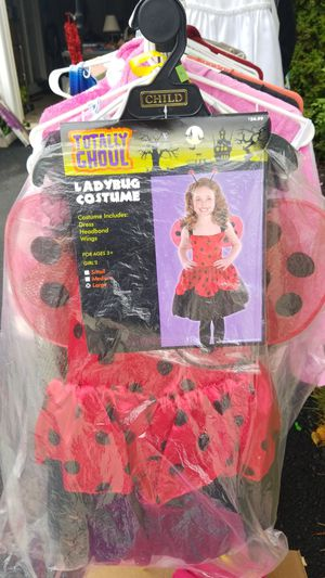 Costume- Lady bug size L (kids) for Sale in Ijamsville, MD