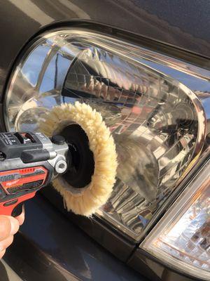 Mobile Headlight Restoration for Sale in Chula Vista, CA