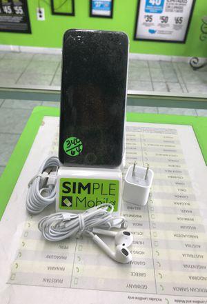 iPhone 6s silver att unlocked 64gb for Sale in Hialeah, FL