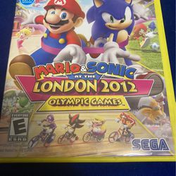 Wii Mario & Sonic at the London 2012 Olympic Games for Sale in Washington,  DC