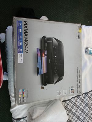 Canon wireless printer brand new in the box $75 or best offer for Sale in Channelview, TX
