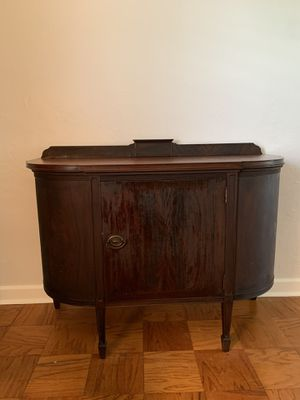 Antique Dark Wood Buffet for Sale in Sarasota, FL