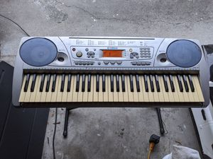 Yamaha electronic piano keyboard for Sale in Sunnyvale, CA