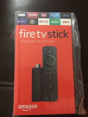 Fire tv stick for Sale in GILLEM ENCLAVE, GA