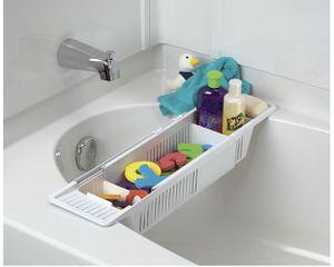 KidCo Bath Toy Organizer Storage Basket, White for Sale in Los Angeles, CA