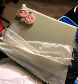 Wedding guest book for Sale in Mesquite, TX