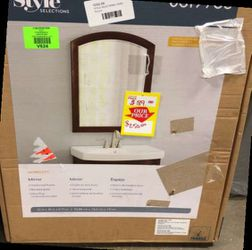 Style Selections Mirror AND mirror Frame 1142M 8 G for Sale in Riverside,  CA