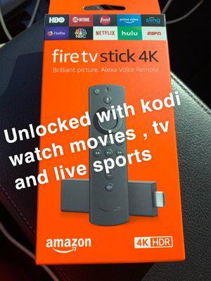 Fire tv stick 4K for Sale in Orlando, FL