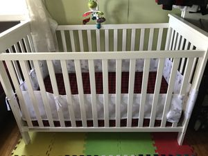 Baby toddler crib for Sale in Wyncote, PA