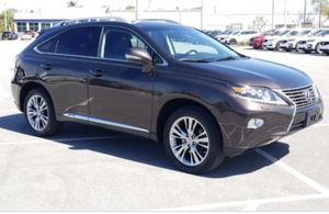 2013 Lexus Rx 450h for Sale in Fairfax, VA