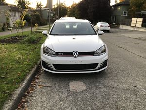 2015 Volkswagen GTI for Sale in Seattle, WA