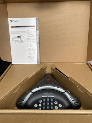Polycom VoiceStation 300conference phone for Sale in San Antonio, TX