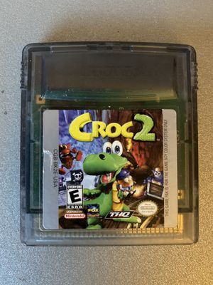 Croc 2 - Gameboy Game for Sale in Kirkland, WA