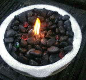 Stone fire pit. for Sale in Ruleville, MS