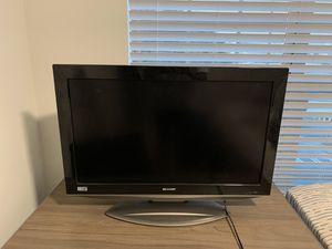 """Sharp 32"""" hd flatscreen tv for Sale in Atlanta, GA"""
