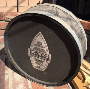 Barrel decor for Sale in Santa Fe Springs, CA