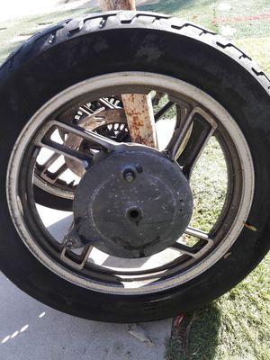 Yamaha motorcycle wheels for Sale in Spring Valley, CA