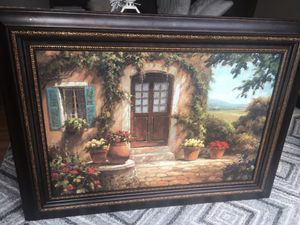 rustic picture for Sale in Owatonna, MN